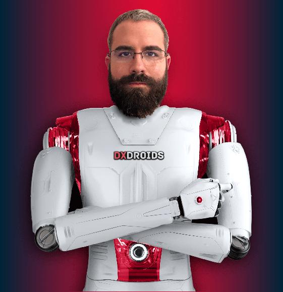 piloto de simracing del equipo DXDroids